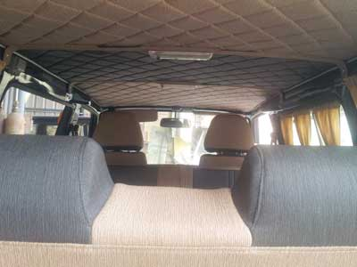 Am Auto Designers Roofing Car Tempo Traveller Buses Van Interior Seats Curtains Exterior Designers Upholstery Work Rain Guards Coimbatore Tamilnadu India