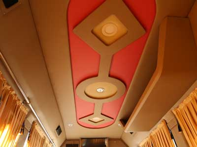 AM Auto Designers Interior Roofings Car Tempo Traveller Buses