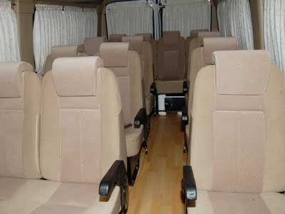 AM Auto Designers Car Tempo Traveller Buses Van Seats Curtains